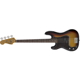 Fender MIJ Traditional '60s Precision Bass Left-Handed, Rosewood Fingerboard, 3-Color Sunburst