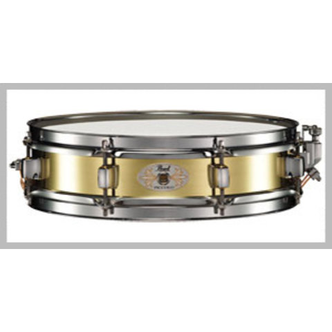 Pearl B1330 Brass Shell Piccolo 13x3 Snare Drum