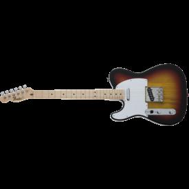 Fender MIJ Traditional 70s Telecaster Ash Left-Handed, Maple Fingerboard, 3-Color Sunburst