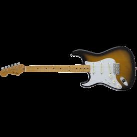 Fender MIJ Traditional '50s Stratocaster Left-Handed, Maple Fingerboard, 2-Color Sunburst