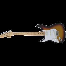 Fender MIJ Traditional '68 Stratocaster Left-Handed, Maple Fingerboard, 3-Color Sunburst