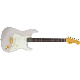 Fender MIJ Traditional '60s Stratocaster with Gold Hardware, Rosewood Fingerboard, US Blonde