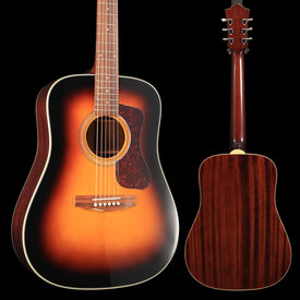 Guild Guild Westerly Collection D-140 Sunburst S/N G1181960, 5lbs, 3.5oz
