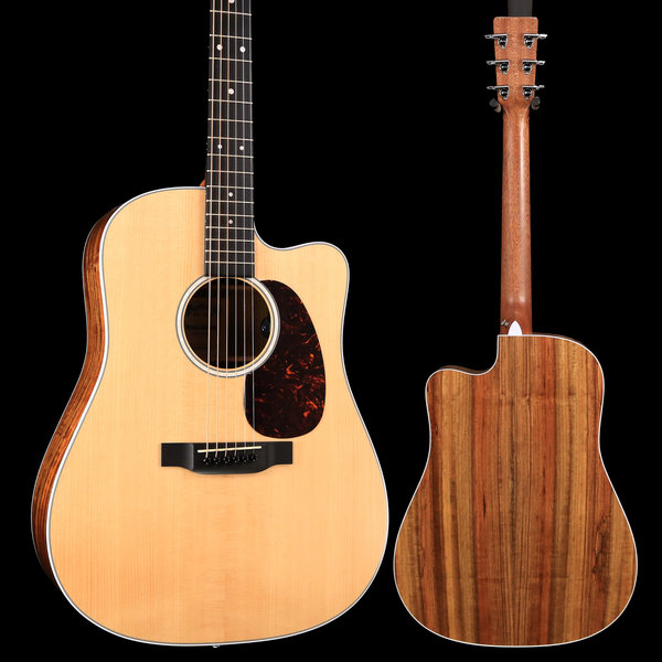 Martin Martin DC-13E Road Series (Soft Shell Case Included) S/N 2271833 5 lbs, 2.4 oz - Demo