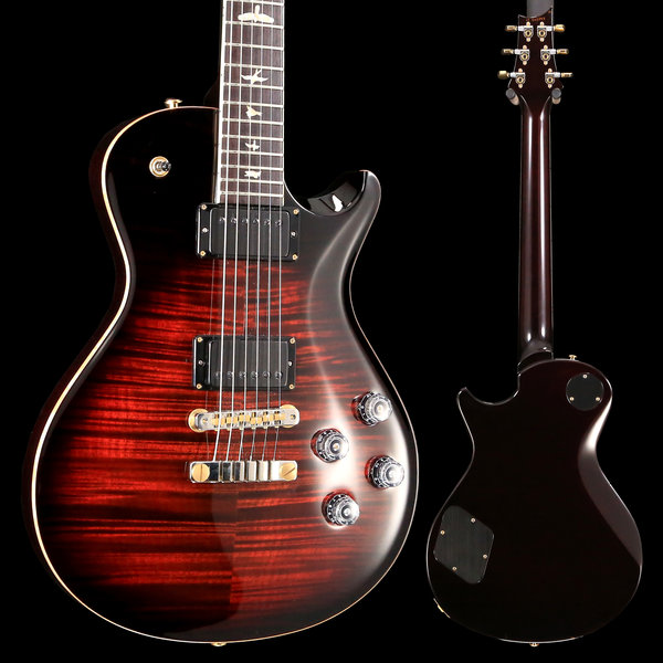 PRS PRS Paul Reed Smith McCarty 594 Ten 10-Top, Pattern Vintage, Fire Burst Red, Hybrid - Used