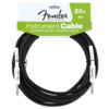 Fender Performance Series Instrument Cable, 20', Black