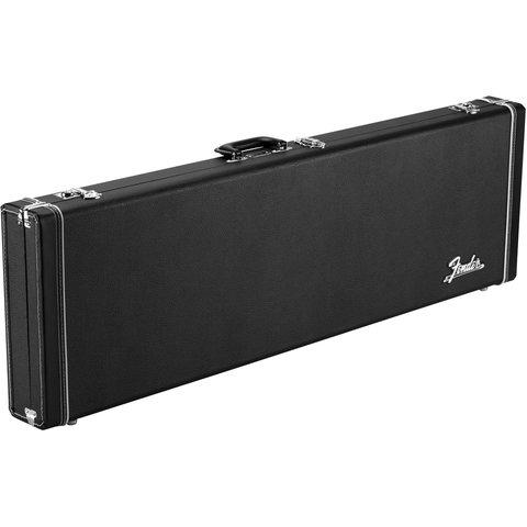 Classic Series Wood Case - Precision Bass/Jazz Bass, Black