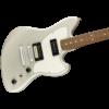 Fender PowerCaster, Pau Ferro Fingerboard, White Opal