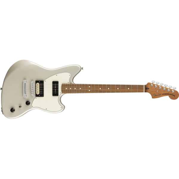 Fender Fender PowerCaster, Pau Ferro Fingerboard, White Opal