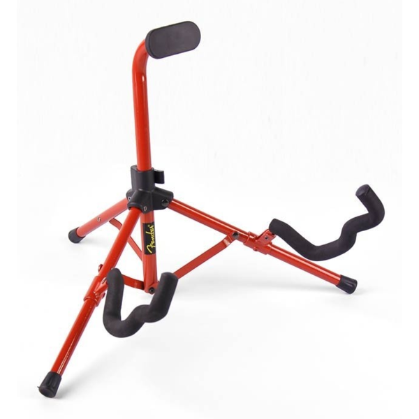 Fender Fender Tubular Mini Stand, Red