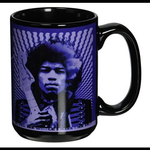 Fender Jimi Hendrix Collection ''Kiss the Sky'' Mug