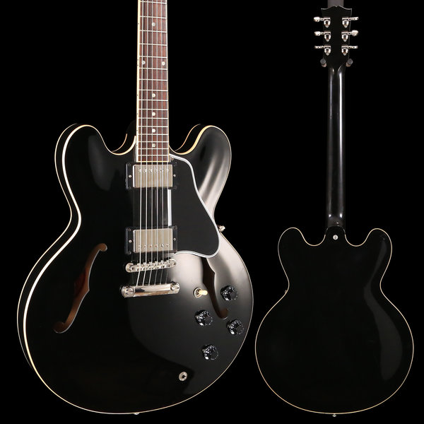Gibson 2011 Gibson ES-335 Dot Ebony S/N 12451732 - Used