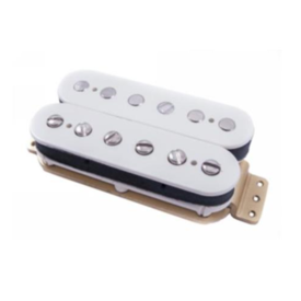 Fender Twin Head Vintage Humbucking Neck Pickup, Parchment
