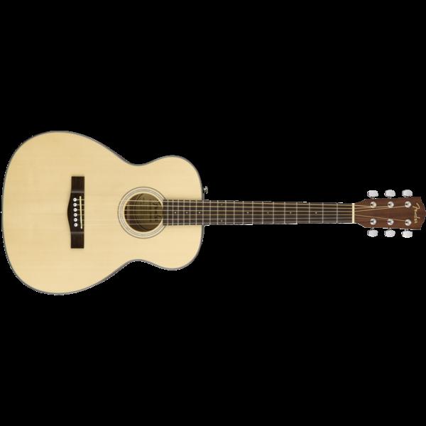 Fender CT-60S Travel, Walnut Fingerboard, Natural