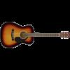 CC-60S Concert, Walnut Fingerboard, 3-Color Sunburst