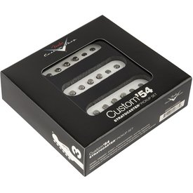 Fender Custom Shop Custom '54 Stratocaster Pickups, Set of 3