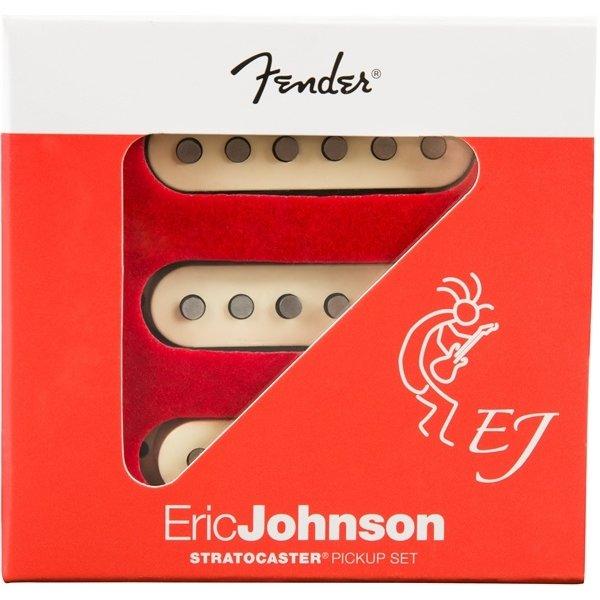 Fender Eric Johnson Stratocaster Pickups, Set of 3