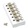 American Vintage Stratocaster/Telecaster Tuning Machines, Left-Handed (Nickel) (6)