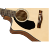 CD-60SCE Left-Hand, Natural, Walnut