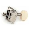 65 Mustang Reissue Tuner, Nickel with Cream Buttons (1)