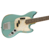 JMJ Road Worn Mustang Bass, Rosewood Fingerboard, Faded Daphne Blue