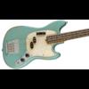 JMJ Road Worn Mustang Bass, Rosewood Fingerboard, Faded Daphne Blue