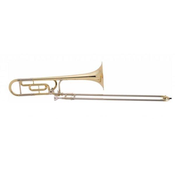 King King 3BF Legend Series Professional Tenor Trombone, F Rotor, Standard Finish