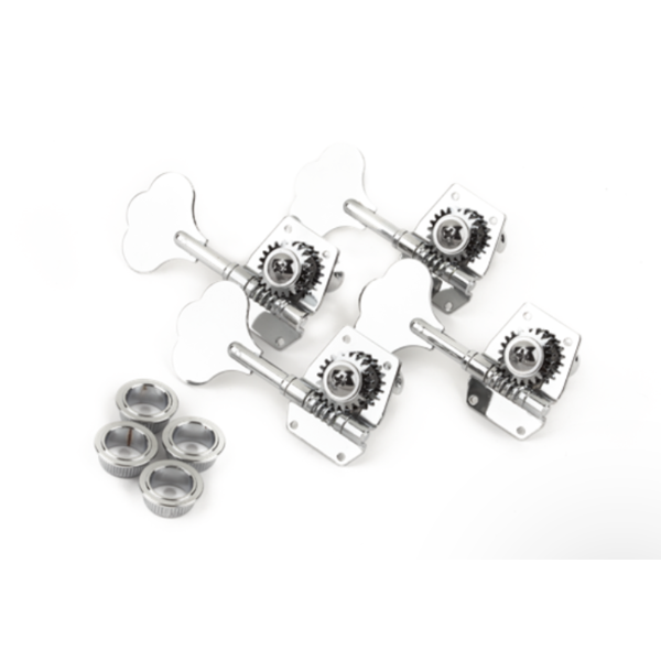 Fender Classic Vibe '60s Precision Bass Tuning Machines (RM1279), Chrome