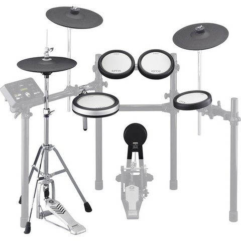 Yamaha DTP562 Drum & Cymbal Pad Kit for DTX562K - Includes Cables