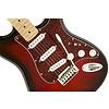Squier Standard Stratocaster, Maple Fingerboard, Antique Burst S/N ICS19044583
