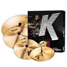 Zildjian Zildjian K0800 K Zildjian Box Set 2014