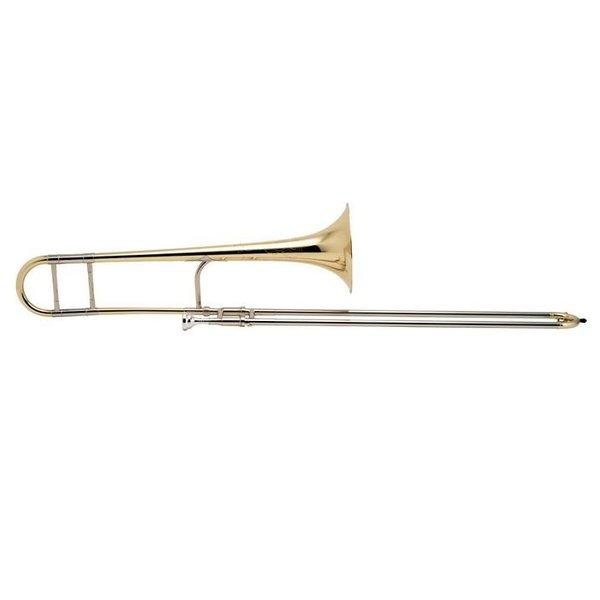 King King 2BG Legend Jiggs Whigham Professional Tenor Trombone Short Tuning