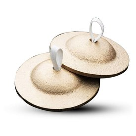 Zildjian Zildjian P0771 Finger Cymbals-Thick (Pair)