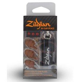 Zildjian Zildjian ZPLUGSD Zildjian Ear Plug By Earpeace - Dark