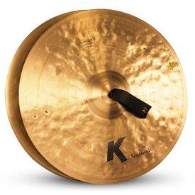 Zildjian Zildjian K2102 17'' K Symphonic Traditional Series Pair