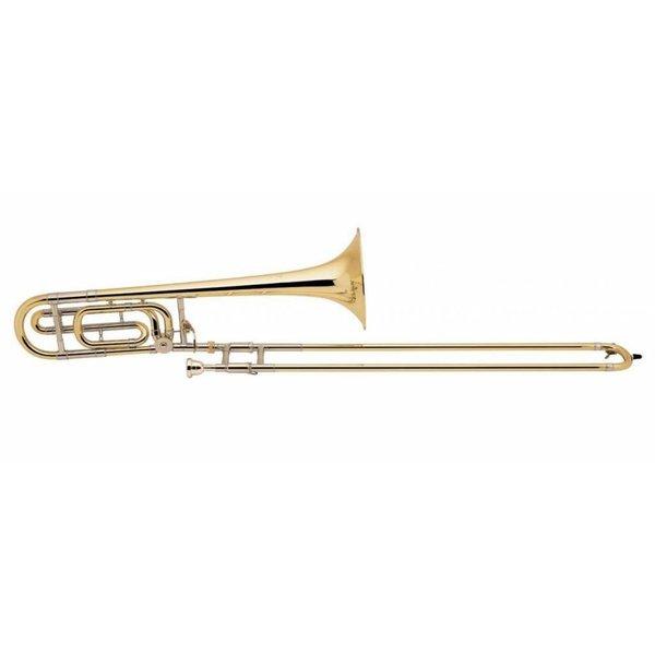 Bach Bach 42BOR Stradivarius Professional Tenor Trombone w/ F Rotor, Open Wrap