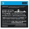D'Addario EXL160TP Nickel Wound Bass Guitar Strings, Medium, 50-105, 2 Sets, Long Scale