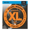D'Addario ESXL160 Nickel Wound Bass, Medium, 50-105, Double Ball End, Long Scale