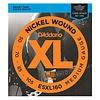 D'Addario ESXL160 Nickel Wound Bass, Medium, 50-105, Double Ball End, Long Scale