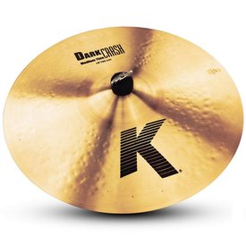 "Zildjian Zildjian K0914 17"" K Dark Crash Medium Thin"