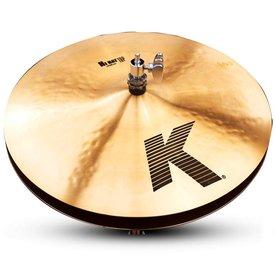 "Zildjian Zildjian K0813 14"" K Light Hi Hat - Top"