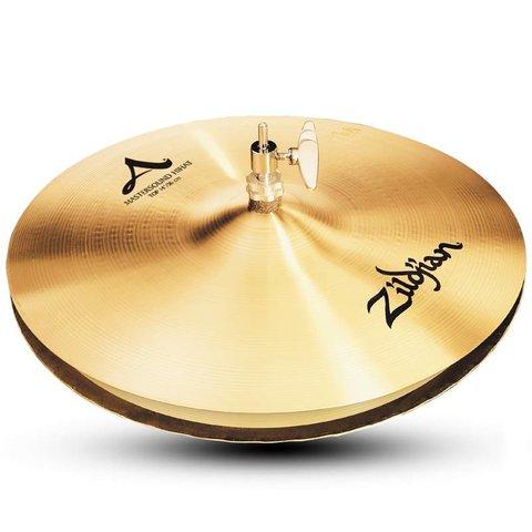 """Zildjian A0124 14"""" A Zildjian Mastersound Hi Hat - Top"""