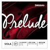 D'Addario Prelude Viola String Set X-Short Small Scale Medium