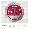 D'Addario Pro-Arte Violin String Set, 4/4 Scale, Medium Tension