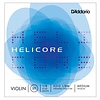 D'Addario Helicore Violin String Set, 1/8 Scale, Medium Tension
