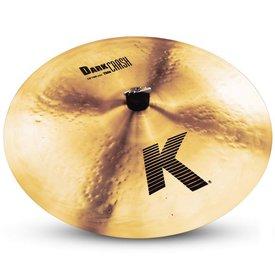 """Zildjian Zildjian K0905 19"""" K Dark Crash Thin"""