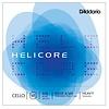 D'Addario Helicore Cello String Set, 4/4 Scale, Heavy Tension