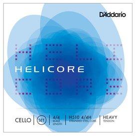 D'Addario Orchestral D'Addario Helicore Cello String Set, 4/4 Scale, Heavy Tension