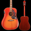 Epiphone EEHBFCNH1 Hummingbird Pro Acoustic Electric, Faded Cherry, Nickel Hardware S/N 19022307733 5 lbs, 0 oz