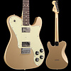Chris Shiflett Telecaster Deluxe, Rosewood Fingerboard, Shoreline Gold S/N MX18212278 7 lbs, 15.6 oz